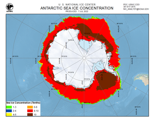 Thumbnail image of Antarctic ice